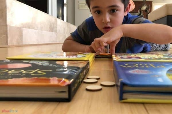 Kiwi Crate Shoot Between Books