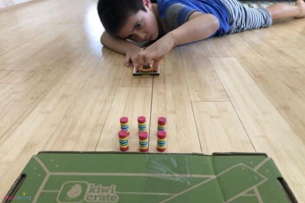 Kiwi Crate Shoot Targets