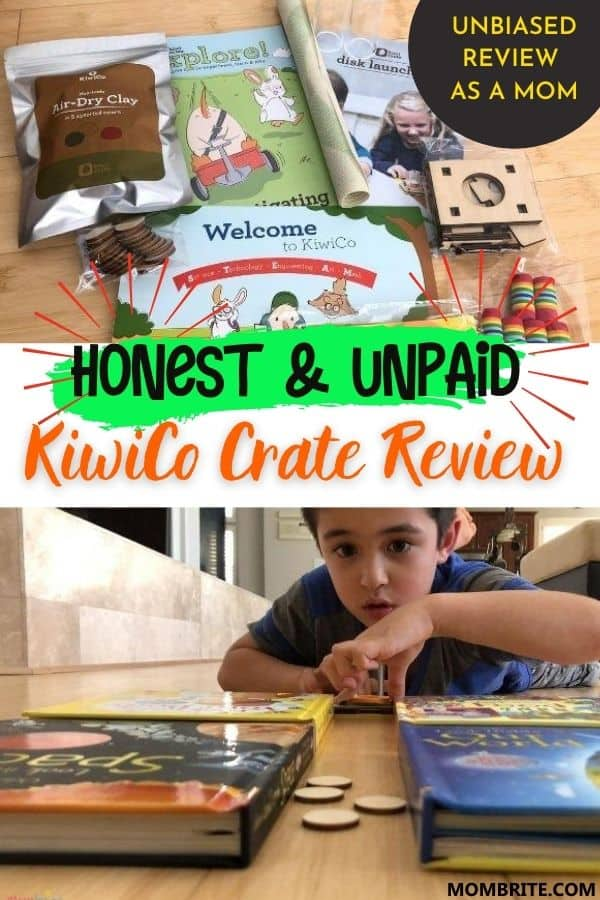Kiwico Crate Review Pin
