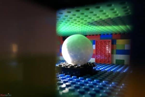 LEGO Crescent Moon Phase