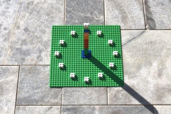 LEGO Sundial Outdoor 430PM