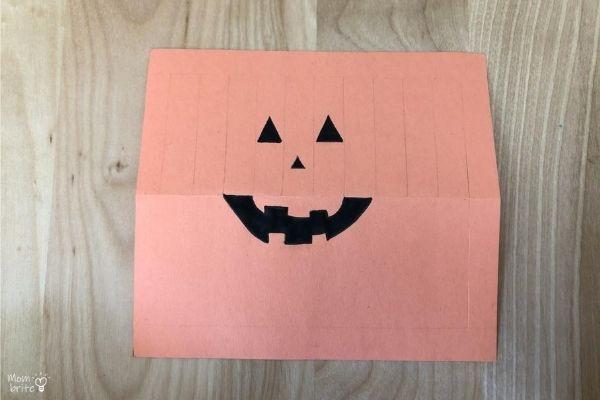 Pumpkin Lantern Face