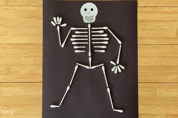QTip Skeleton Complete