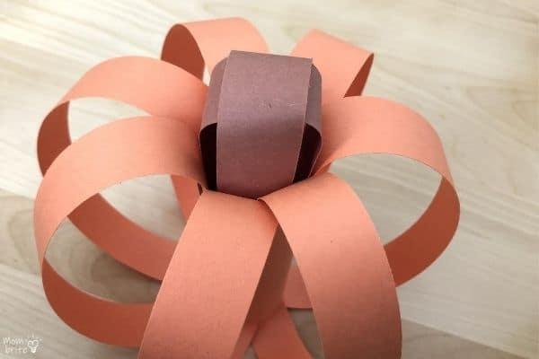 Toilet Paper Roll Double Stem