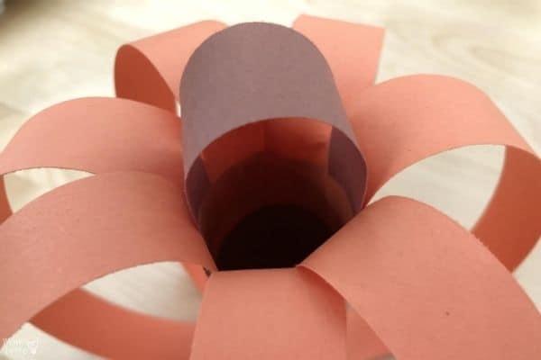 Toilet Paper Roll Stem