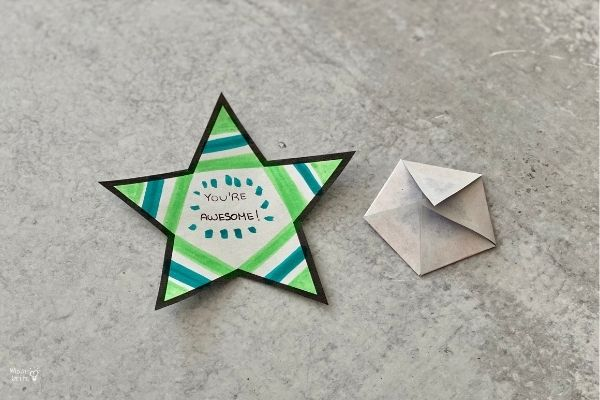 Blooming Paper Stars