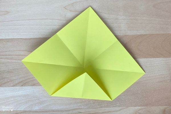 Origami Fortune Teller Fold (4)