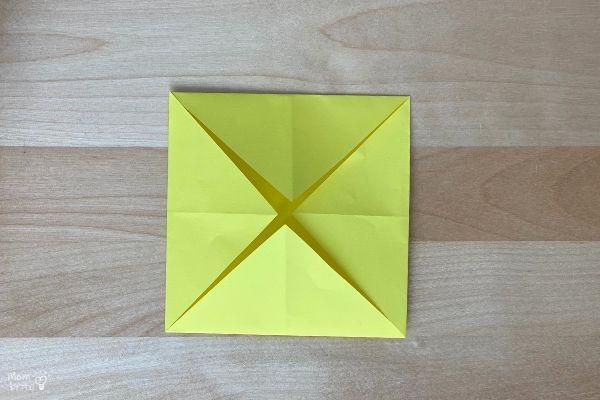 Origami Fortune Teller Fold (5)