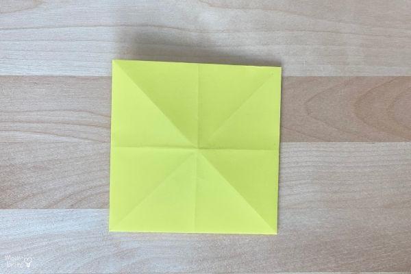 Origami Fortune Teller Fold (6)