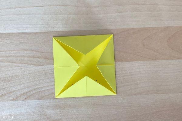 Origami Fortune Teller Fold (9)