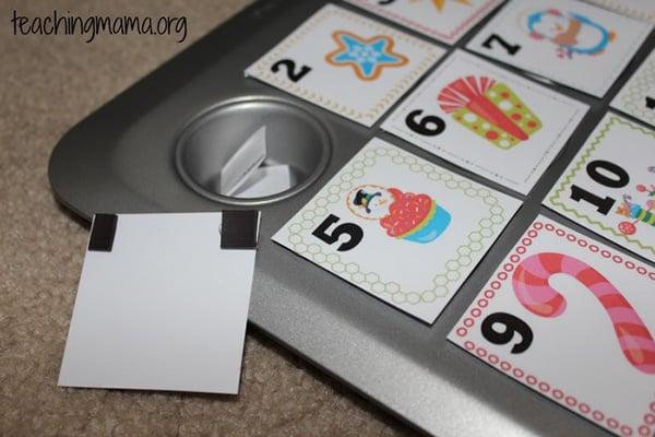 Advent Calendar Cards and Ideas