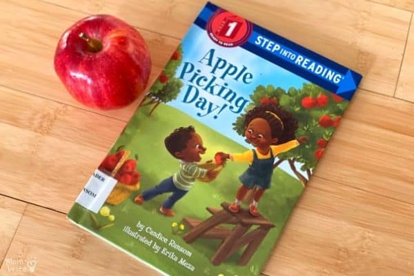 Apple Picking Day Book