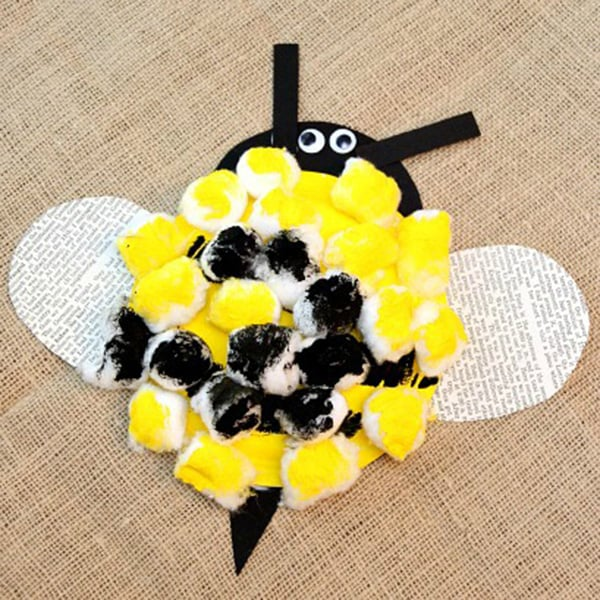 Bumble-Bee-Craft