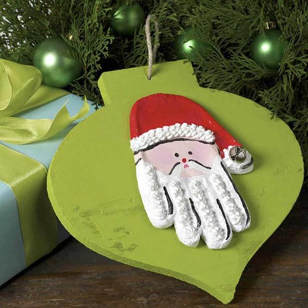 Holiday Handprint Crafts