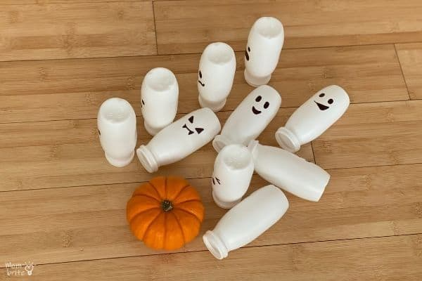 Pumpkin Ghost Bowling (10)