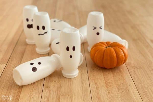 Pumpkin Ghost Bowling (14)