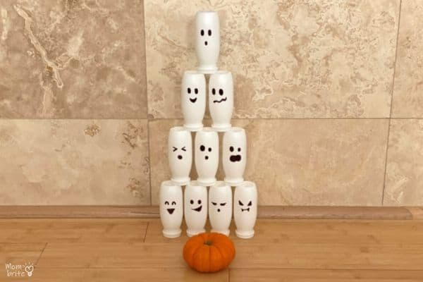 Pumpkin Ghost Bowling (4)