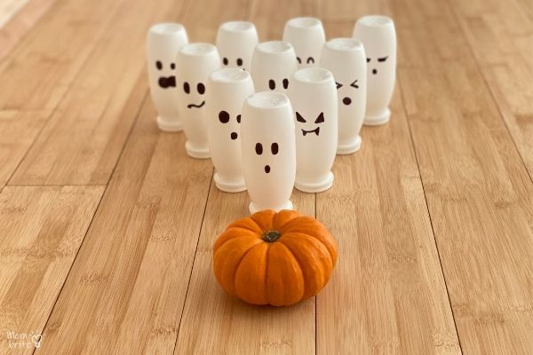 Pumpkin Ghost Bowling (7)
