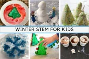Winter STEM for Kids
