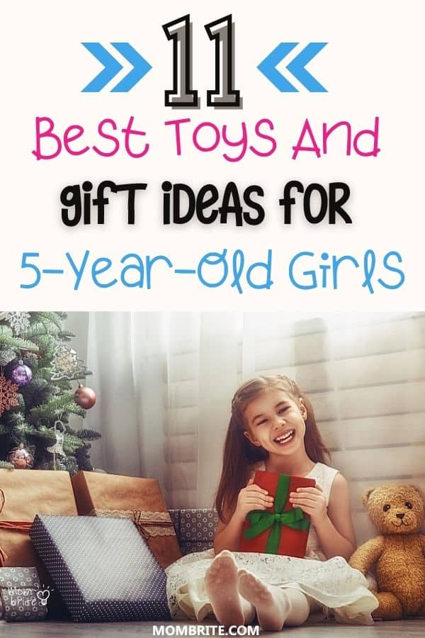 best gifts for 5 years old girls