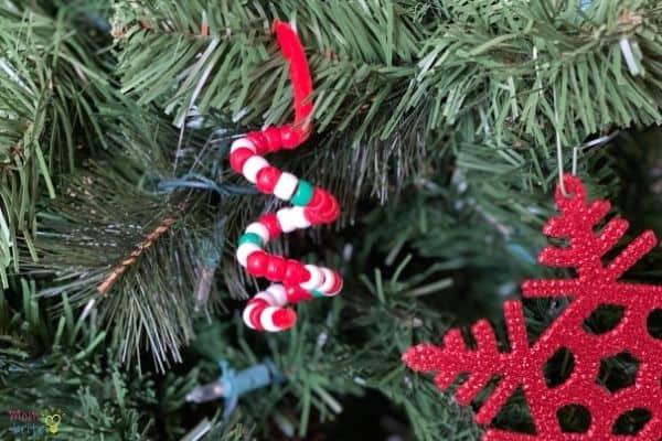 Alphabet Coding Ornaments (5)