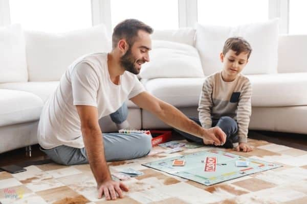 Best Money Board Games for Kids Image