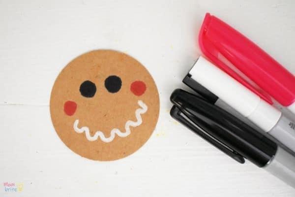 Craft Stick Gingerbread Man (7)