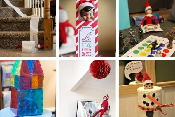 Elf on the Shelf Ideas (1)