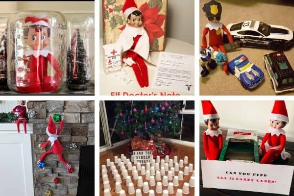 Elf on the Shelf Ideas (2)