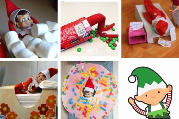 Elf on the Shelf Ideas (3)