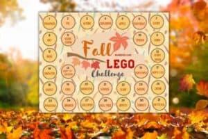 Fall LEGO Challenge