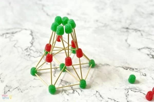 Gumdrop Christmas Tree Challenge (4)