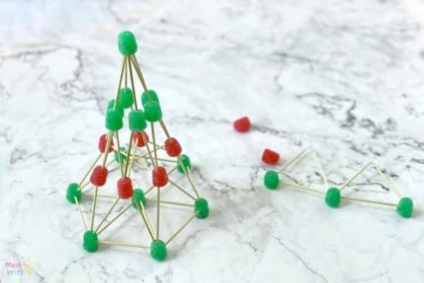 Gumdrop Christmas Tree Challenge (5)