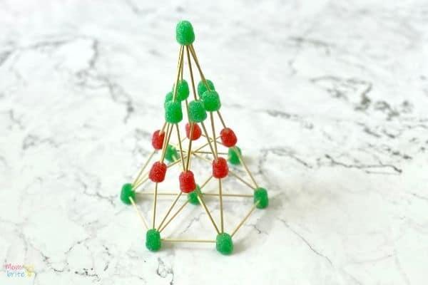 Gumdrop Christmas Tree Challenge (6)