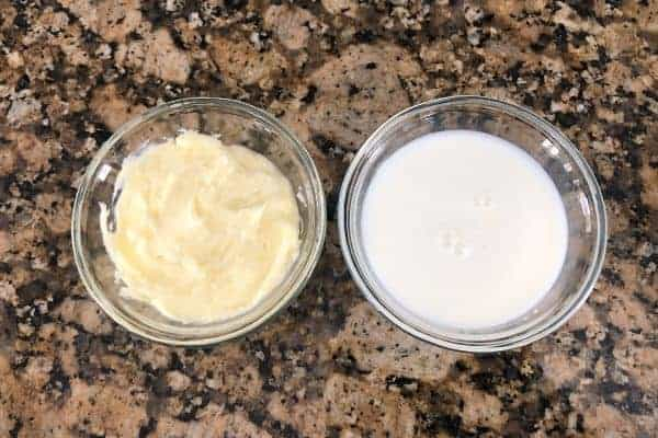 Homemade Butter in a Mason Jar
