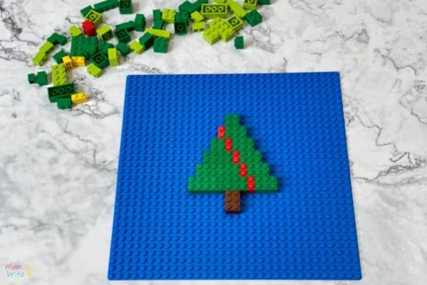 LEGO Christmas Tree (2)
