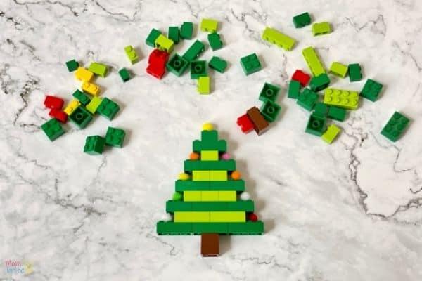 LEGO Christmas Tree (8)