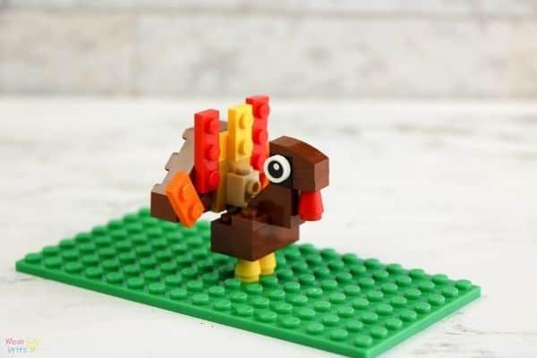 LEGO Turkey Finished