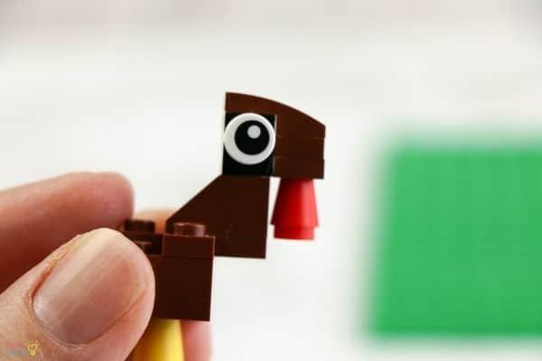 LEGO LEGO Turkey Process (4)Turkey Process (4)
