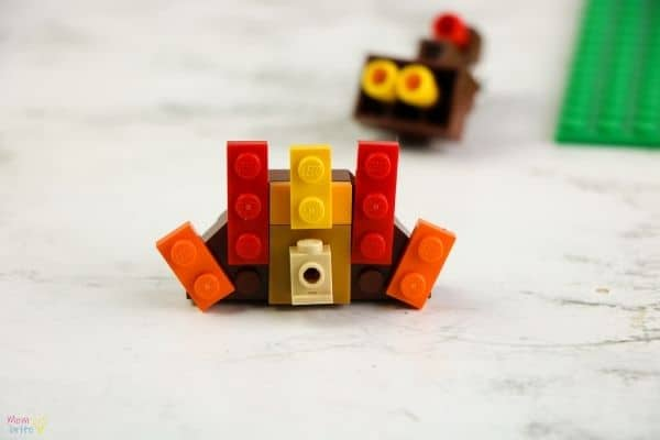LEGO Turkey Process