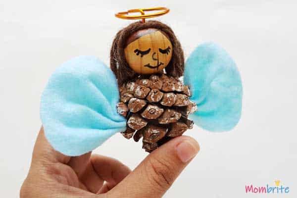 Pinecone Angel