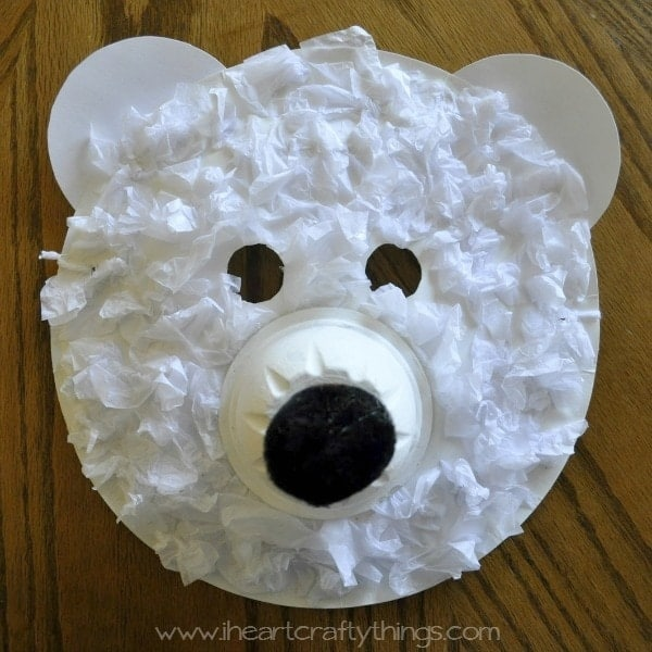 Polar Bear Masks