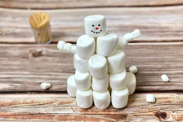 Tallest Snowman Challenge (1)