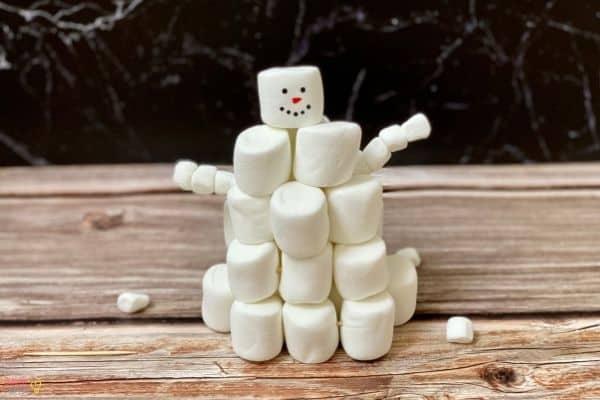 Tallest Snowman Challenge