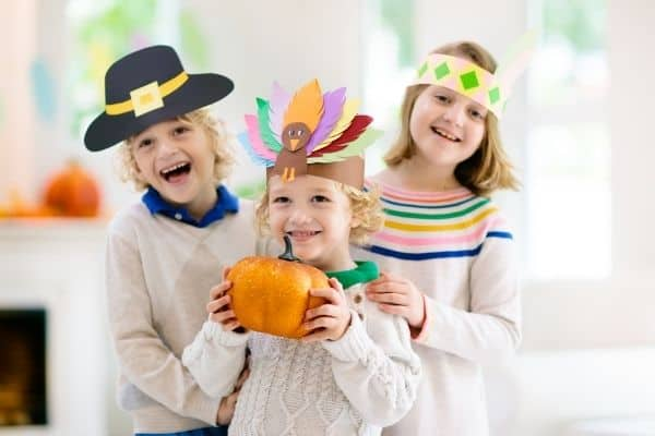 Thanksgiving Games and Activities for Kids Image