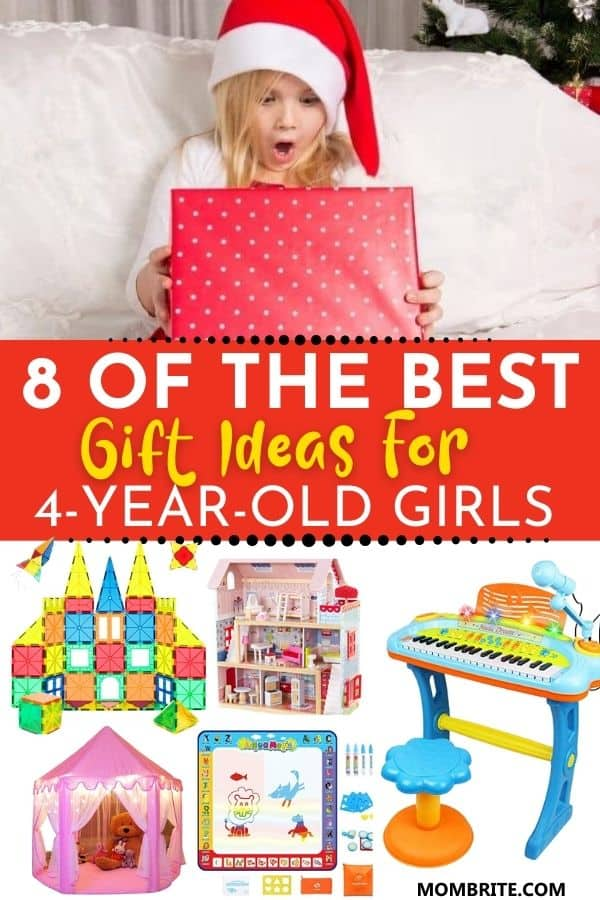 best gifts for 4 years old girls
