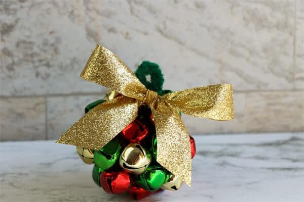 colorful jingle bells