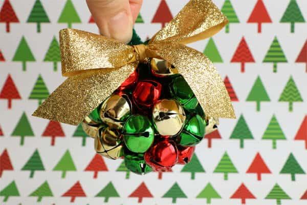 golden bow jingle bells