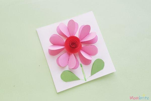 3D-Heart-Flower-Card-Flower