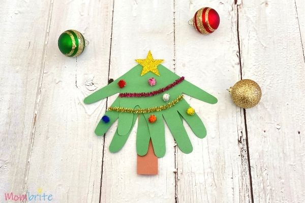 Handprint-Christmas-Tree-Craft-3
